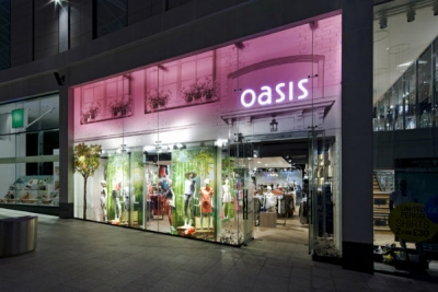 Oasis sees 175% sales lift with video marketing