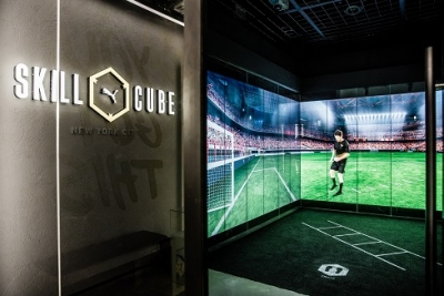 Puma unveils state-of-the-art NY store