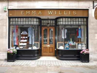Emma Willis smartens up EPOS