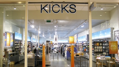 Kicks gets supply chain makeover