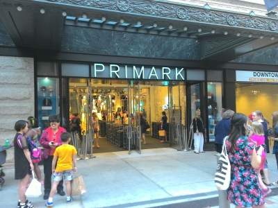 Primark software ensures deliveries