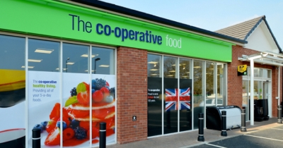 Co-op explains retail transformation plans