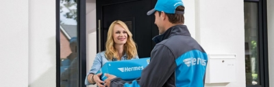 Hermes digitally enhances parcel notifications