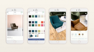 Anthropologie adds AR and CGI