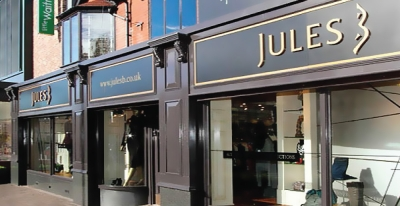 Digital marketing boosts Jules B