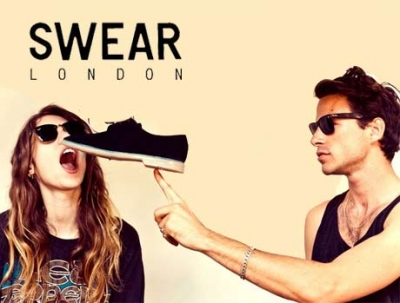 Swear relaunches with ecommerce site