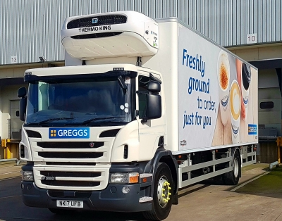 Greggs distribution gets tasty update
