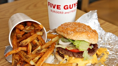 Five Guys cooks up better insights