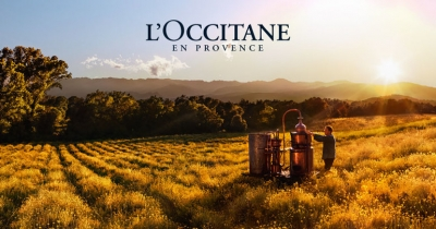 L'Occitane gets personal makeover