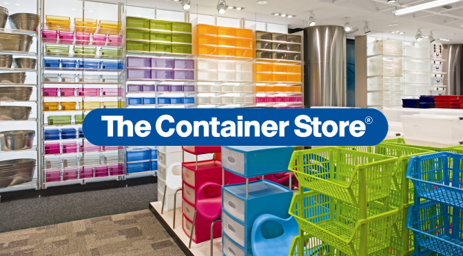 The Container Store schedules success with new software