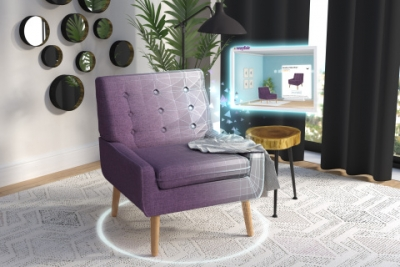 Wayfair offers MR shopping experience