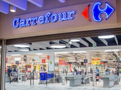 Carrefour optimises inventory