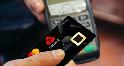 NatWest trials first biometric credit card