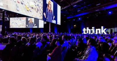 Four tech trends at IBM Think 2018