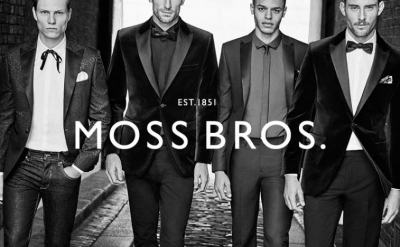 Moss Bros offers pay later option