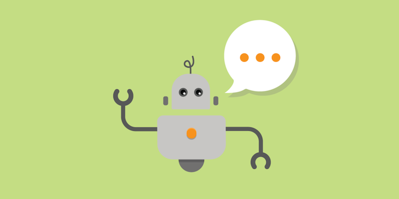 Chatbots – not just for customers