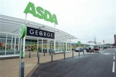 George at Asda gets POS makeover