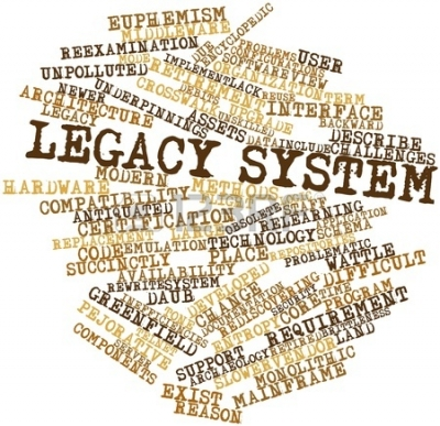 Legacy systems: Time to reset?