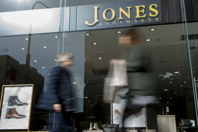 Jones Bootmaker upgrades EPOS and stock control