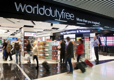 Video tech boosts World Duty Free