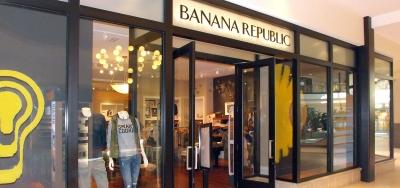 Banana Republic's new merchandising platform goes live