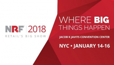Key technology trends at NRF 2018