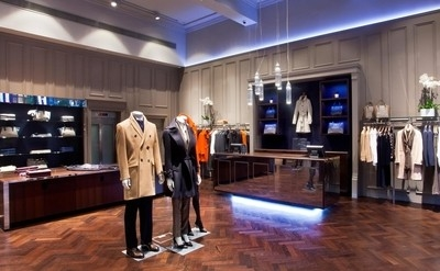 Aquascutum selects new management and EPoS system