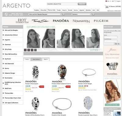 Argento appoints marketing agency