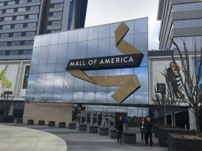 Mall of America selects indoor mapping platform