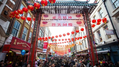Alipay comes to Chinatown