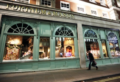 Fortnum & Mason engages with technology