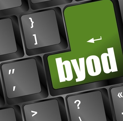 Retailers risking BYOD IT security