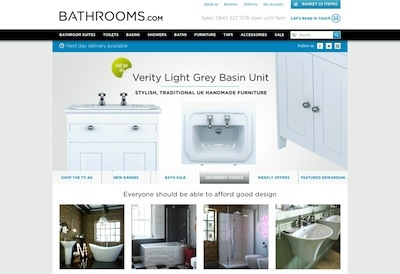 Bathrooms.com enlists e-merchandising IT