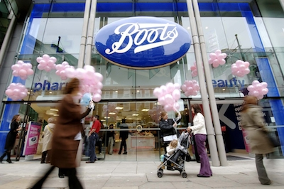 Boots UK completes contactless roll out