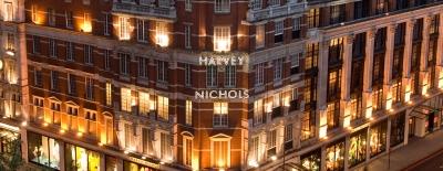 Harvey Nichols boosts onsite conversion