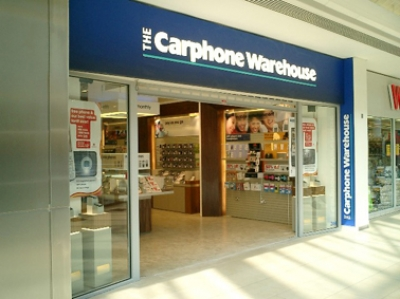 Carphone Warehouse mobilises customer service