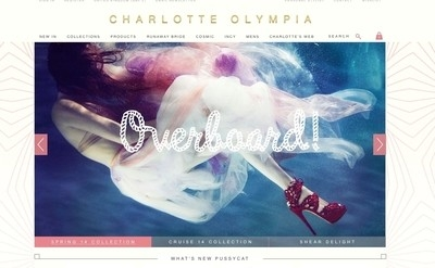 Charlotte Olympia updates online merchandising