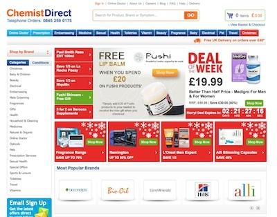 Price comparison drives Chemist Direct sales