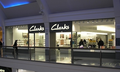 Clarks launches B2B voucher program