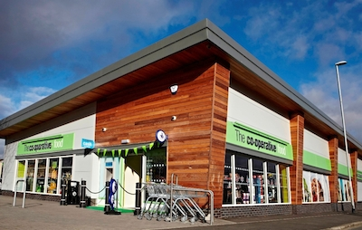 Co-operative Food upgrades till payments