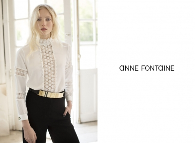 Anne Fontaine overhauls POS