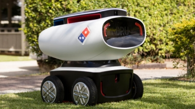Domino's brings drone delivery to Europe