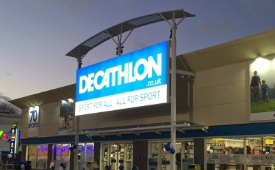 Decathlon deploys self-checkout