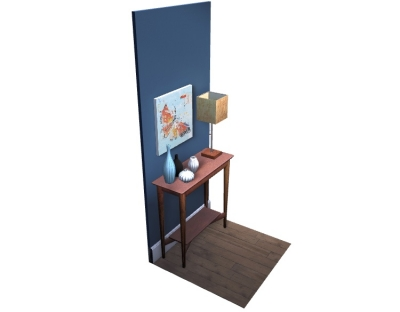 Wayfair using new 3D Facebook feature