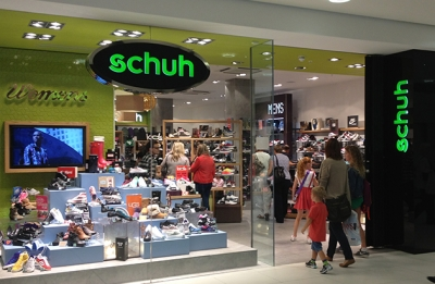 Schuh fits for digital