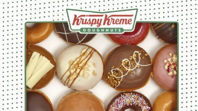 Krispy Kreme treats itself to new delivery platform