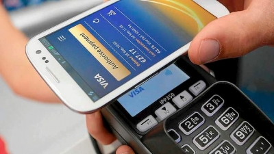 Galaxy S4 enables NFC payments