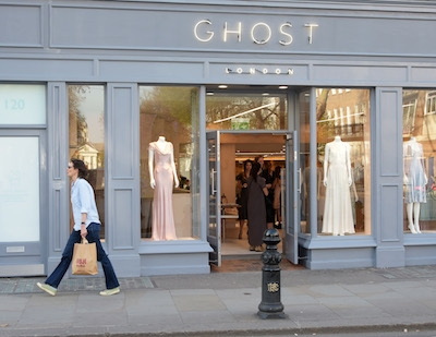 Ghost website revamp drives sales