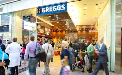 Greggs launches mobile loyalty & payment app