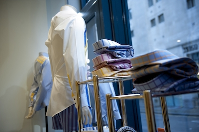 Grosvenor Shirts updates retail IT management